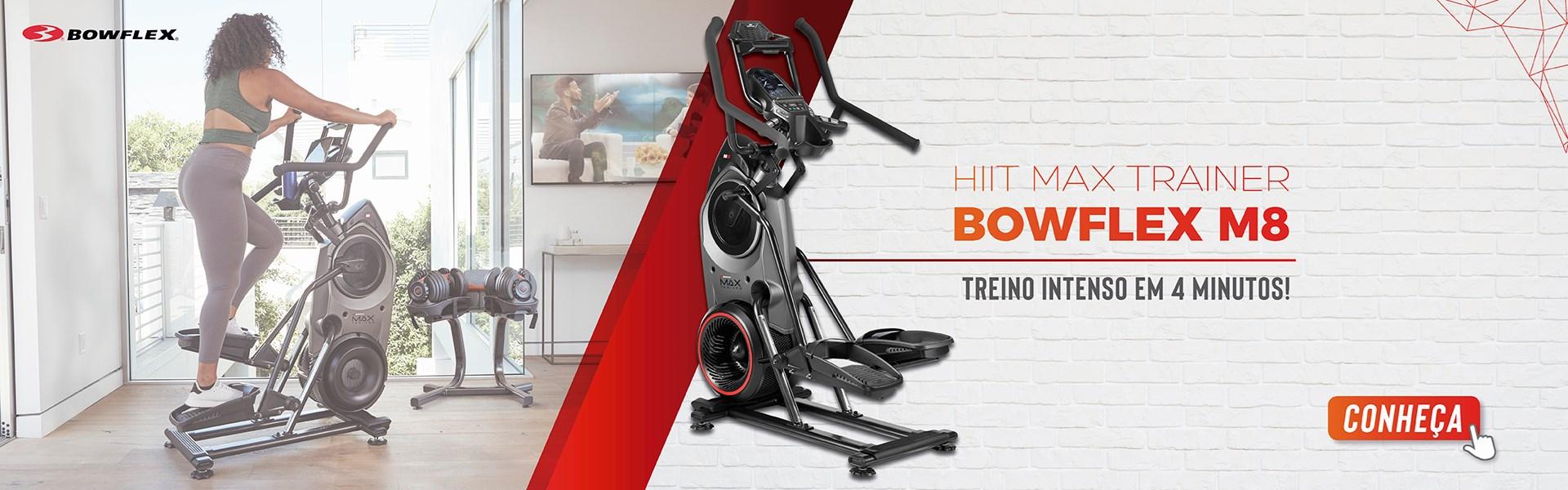 Eliptico Max Trainer Bowflex M8