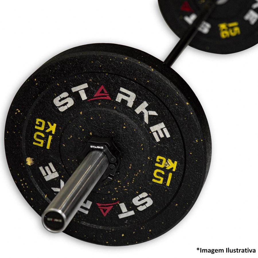 Barra Olímpica para musculação e Crossfit 2.0m - Starke