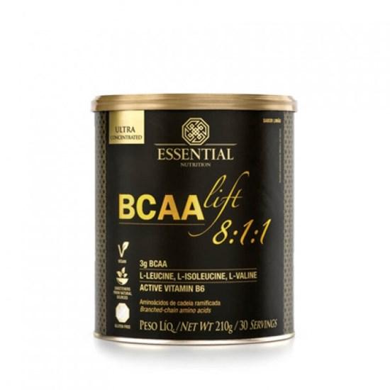 Bcaa Lift 8:1:1 - Limão (Aminoácidos Essenciais E Vitamina B6)