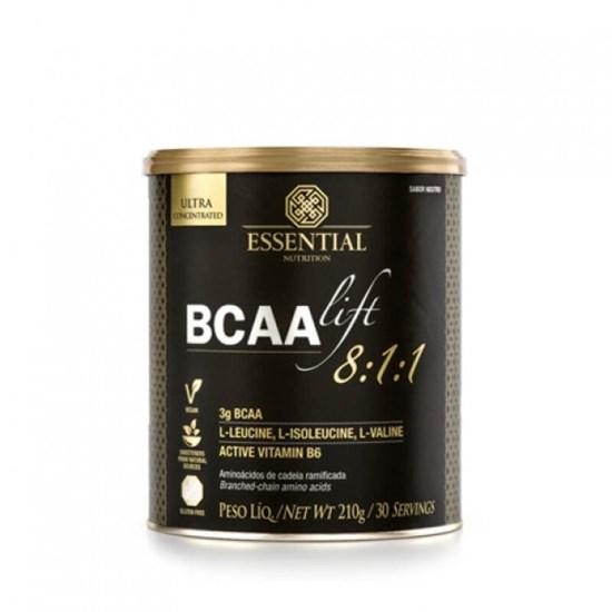 Bcaa Lift 8:1:1 - Neutro (Aminoácidos Essenciais E Vitamina B6)