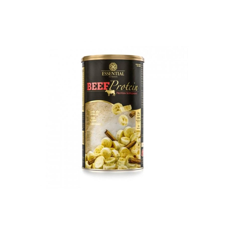 Beef Protein Banana Com Canela (Proteína 100% Hidrolisada Da Carne Bovina)