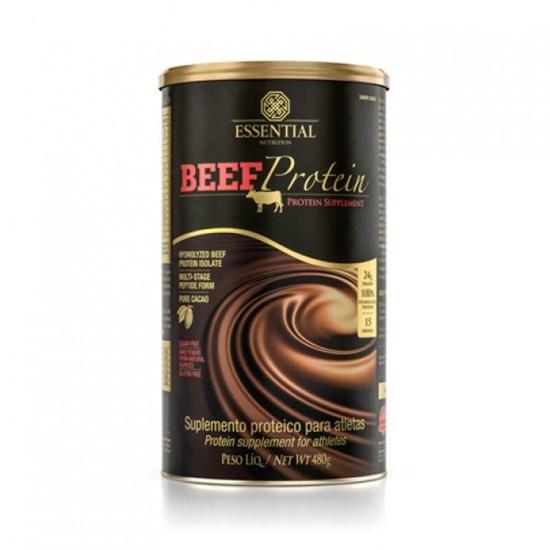 Beef Protein Cacao (Proteína 100% Hidrolisada Da Carne Bovina)