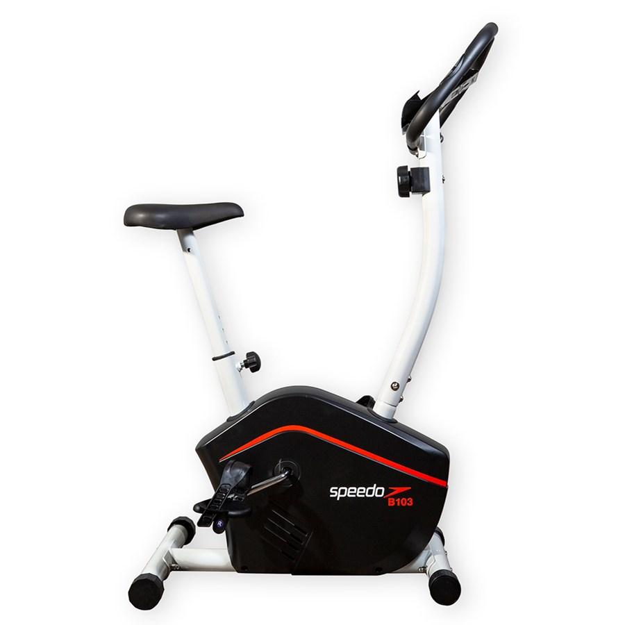 Bicicleta Ergométrica Speedo B103 - Residencial - com resistência magnética