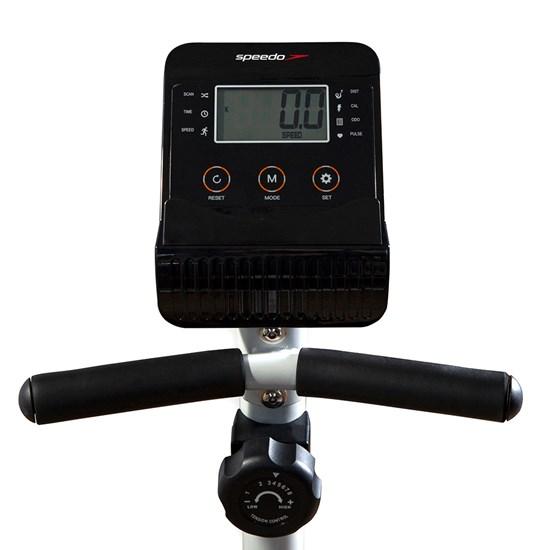 Bicicleta horizontal Speedo R103 - Residencial - Com resistência magnética