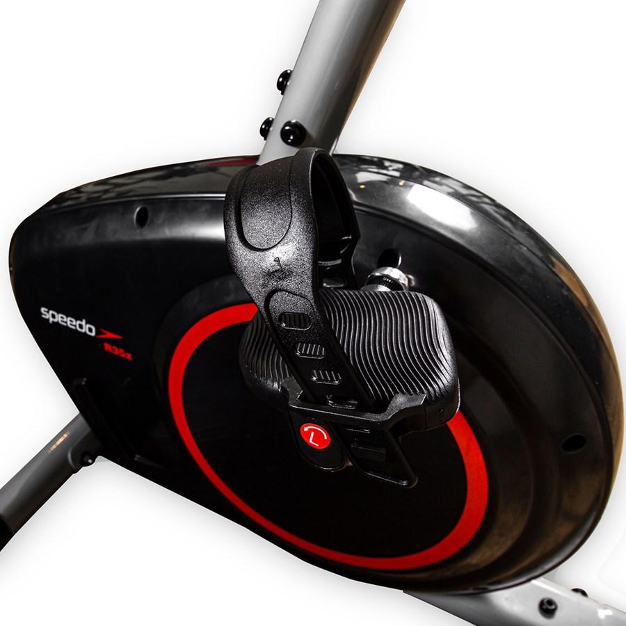 Bicicleta Horizontal Speedo R35x - Residencial