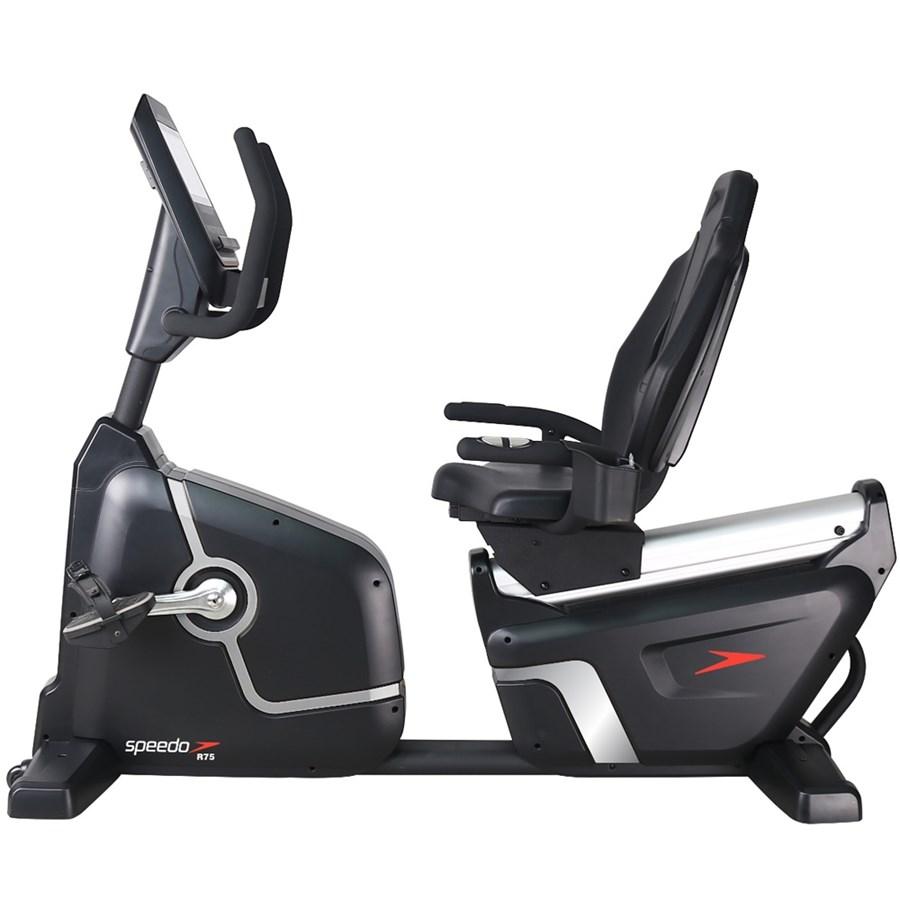 Bicicleta Profissional Horizontal R75 - Speedo