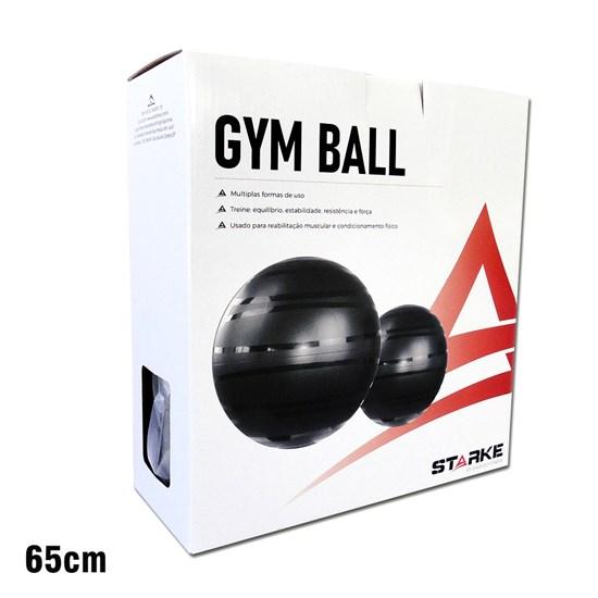 Bola de Pilates Suiça Starke com Bomba 65cm