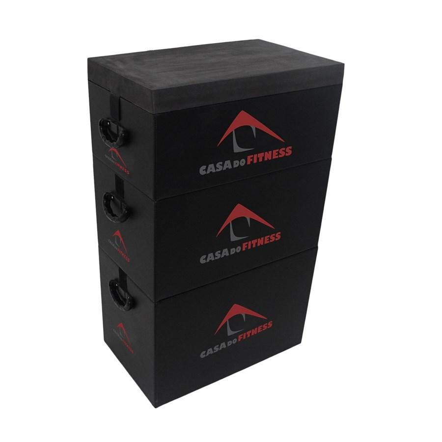 Box Pliométrico (Caixa Para Salto)