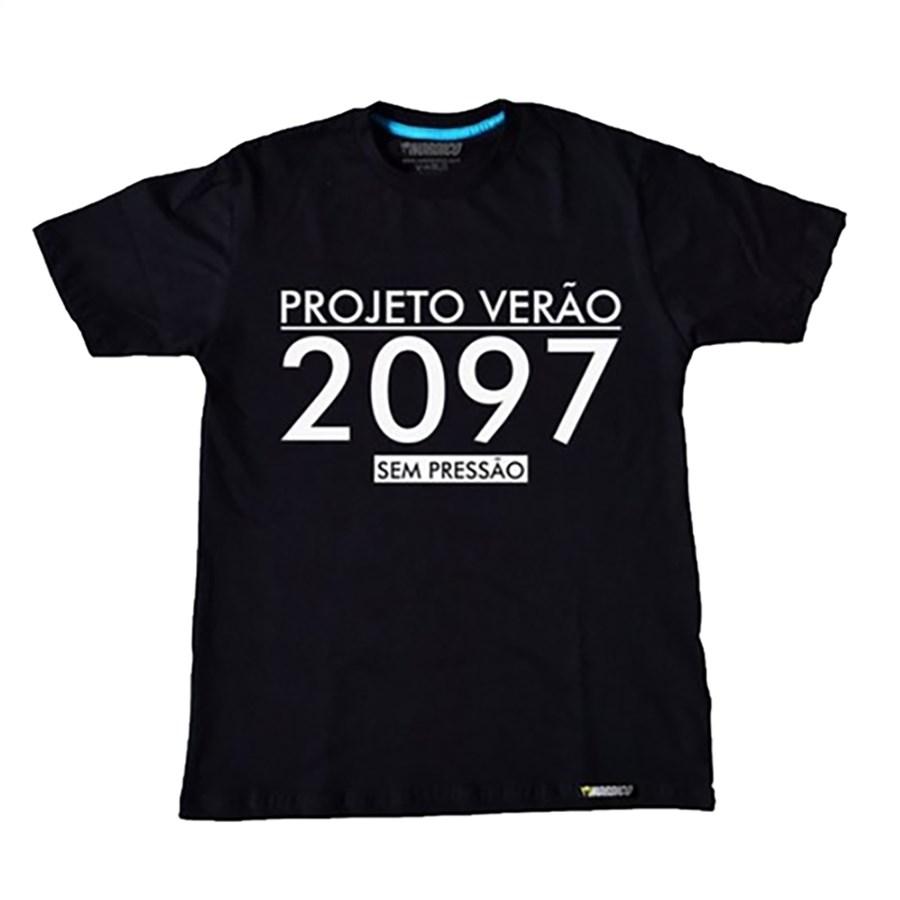 Camiseta Masculina Projeto Verão Nordico