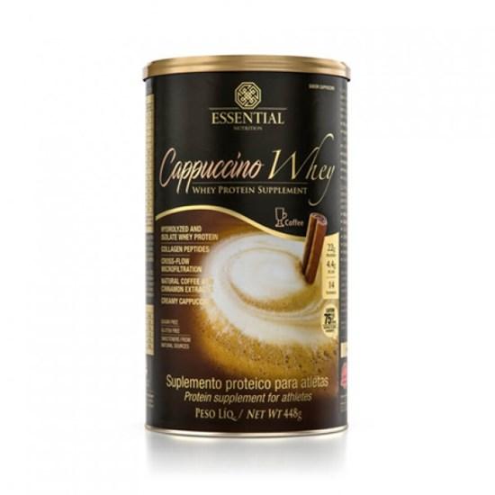 Cappuccino Whey Essential (Whey Protein Hidrolisado E Isolado Sabor Cappuccino)