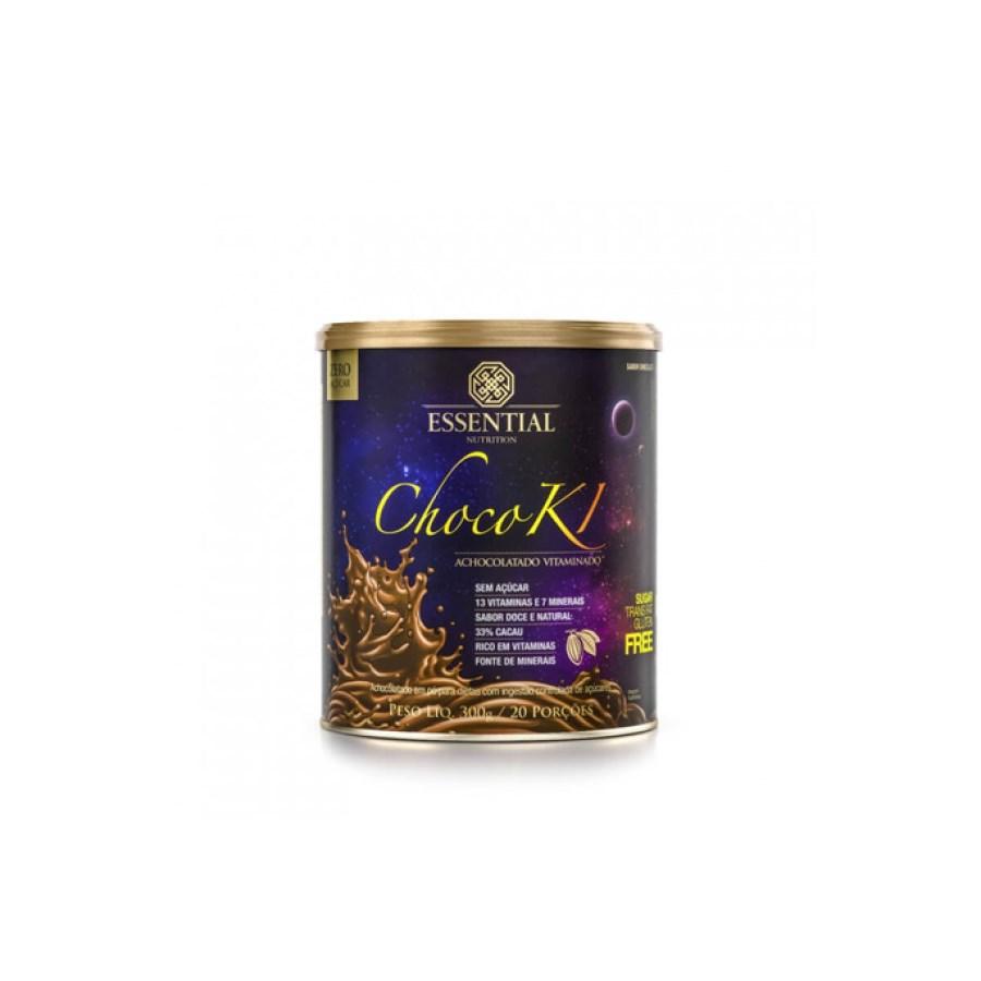Chocoki (Achocolatado Polivitamínico Sem Açúcar)