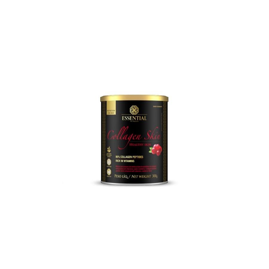 Collagen Skin Cranberry - 300G (Peptídeos De Colágeno Hidrolisado)