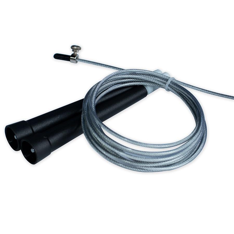Corda de Pular Speed Rope Crossfit em Aço Starke
