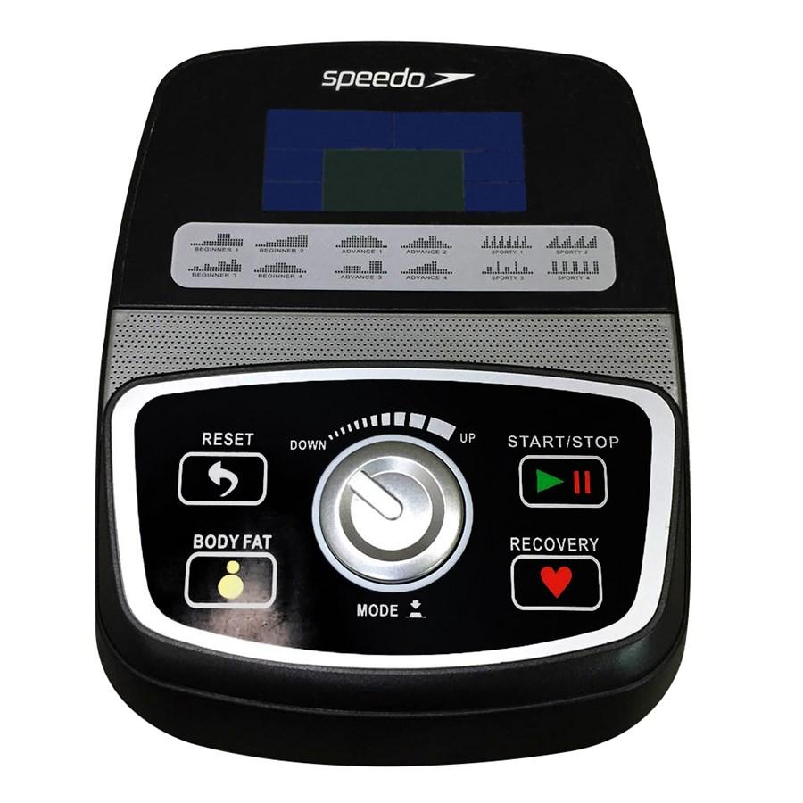 Elíptico Speedo E35 Plus - com Bluetooth - 48 cm de passada