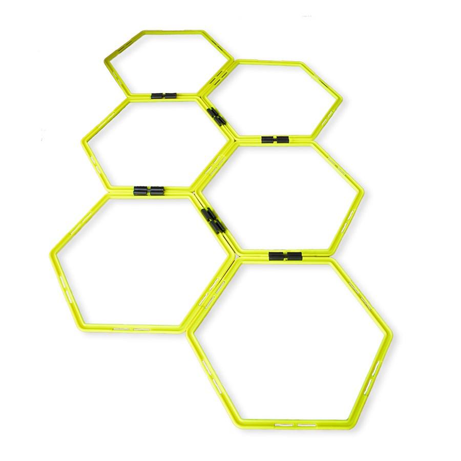 Escada De Agilidade Hexagonal Starke para Circuito Funcional