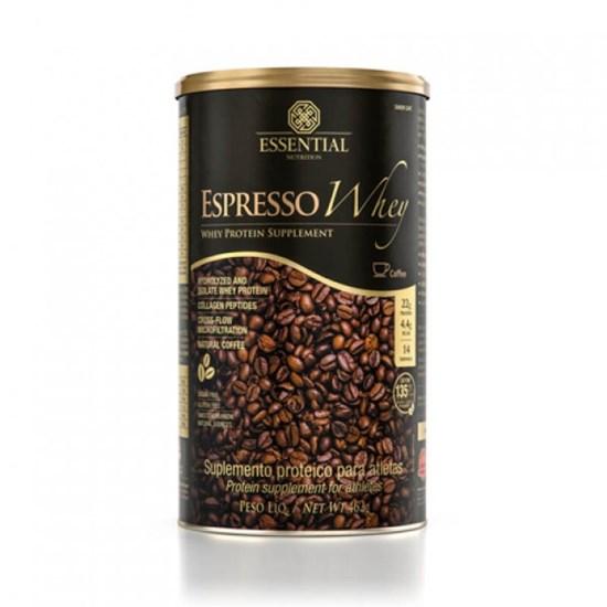 Espresso Whey Essential (Whey Protein Hidrolisado E Isolado Com Extrato De Café)