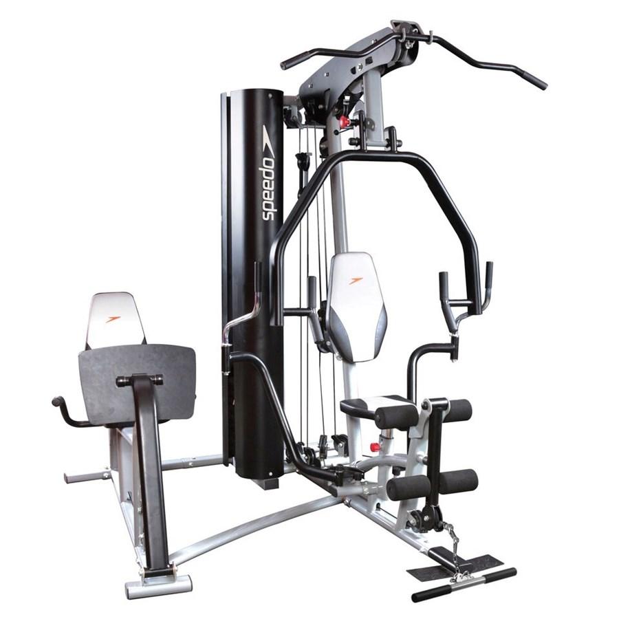Estação de Musculação Multi 3 C/ Leg Press - Speedo
