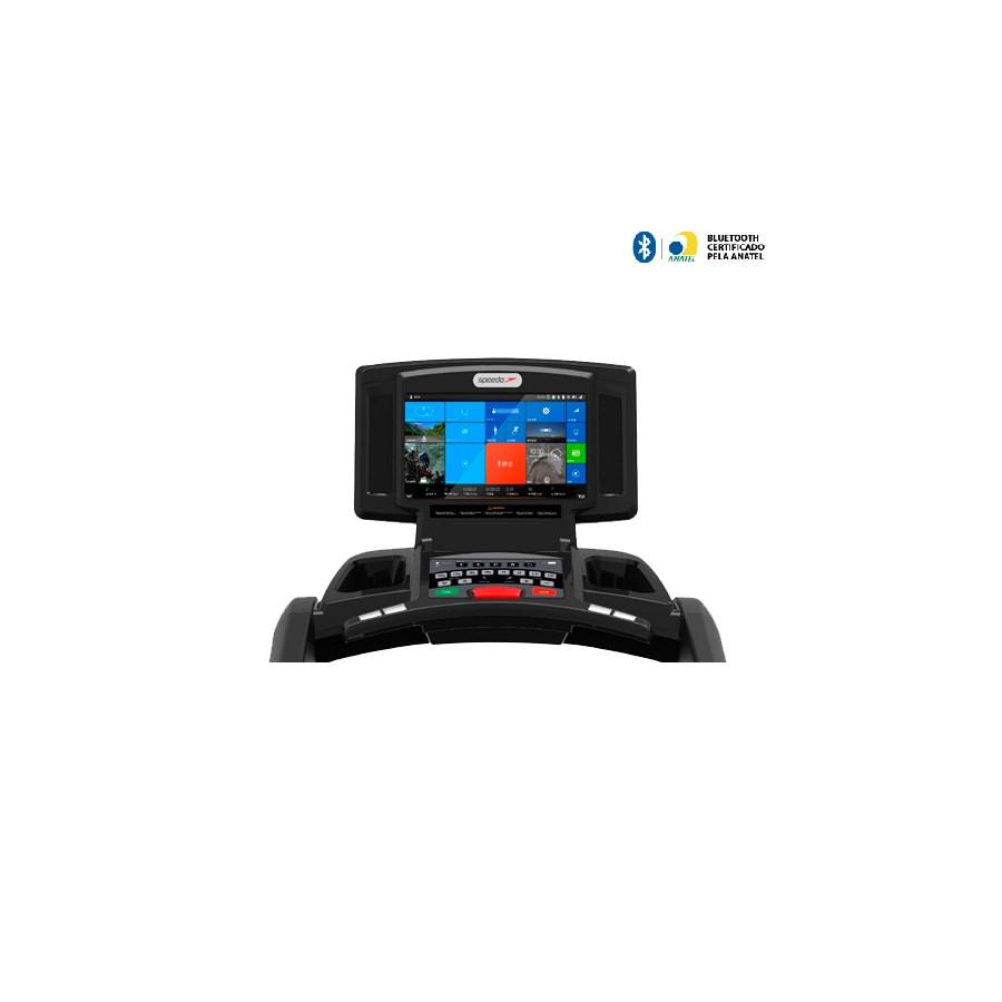 Esteira Speedo TR9 Pro + 220V Touch Screen - Profissional