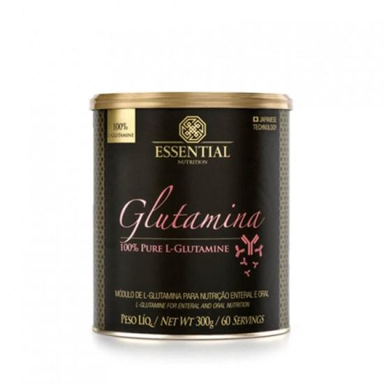 Glutamina 300G (100% Pura L-Glutamina)