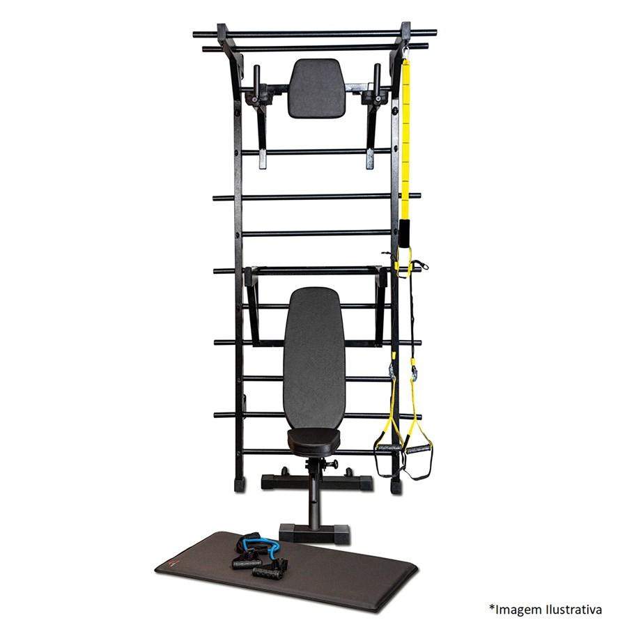 Kit 3 Treino Em Casa - Casa do Fitness