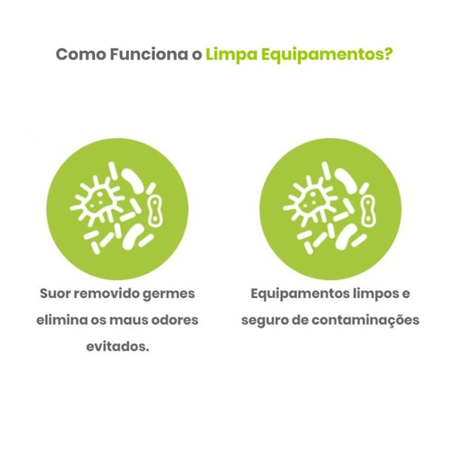 Limpador Bactericida E Fungicida Expert Clean Sports