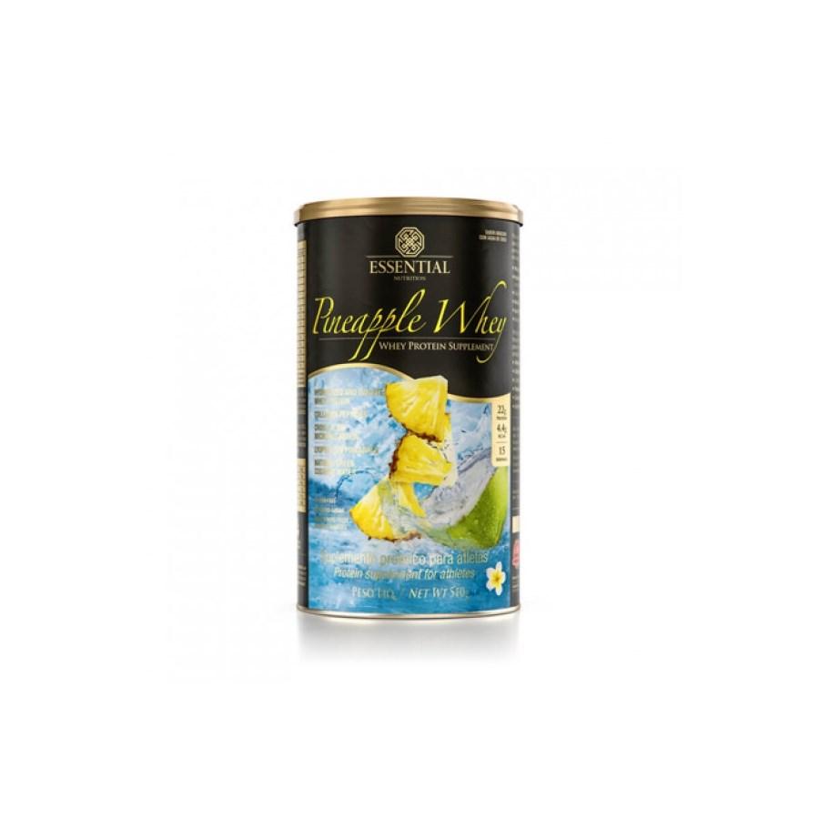 Pineapple Whey Essential (Whey Protein Hidrolisado E Isolado Com Abacaxi E Água De Coco)