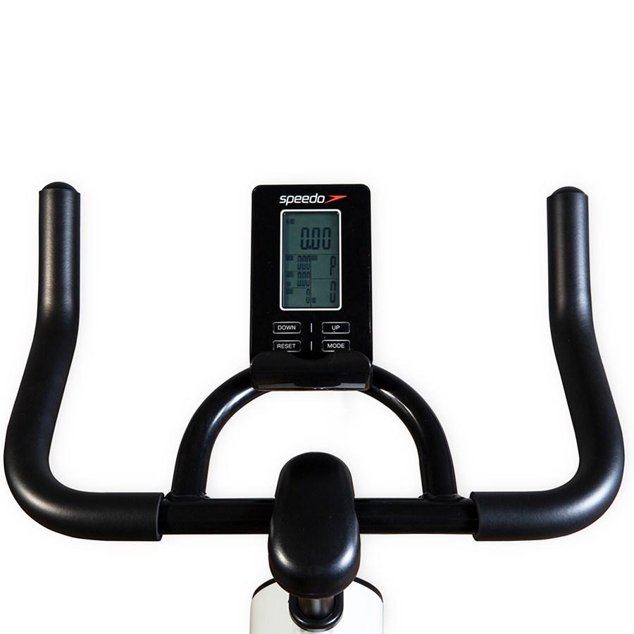 Pré-venda - Bicicleta Spinning Speedo S1X - Painel com Conexão Bluetooth - Lote de Outubro