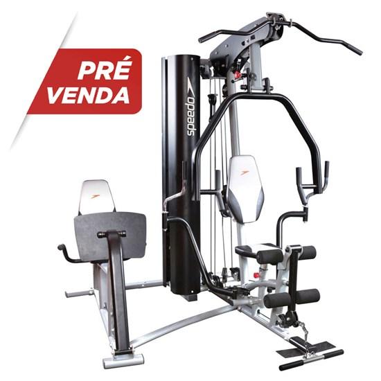 Pré-Venda - Estação de Musculação Multi 3 C/ Leg Press - Speedo- Lote de Junho