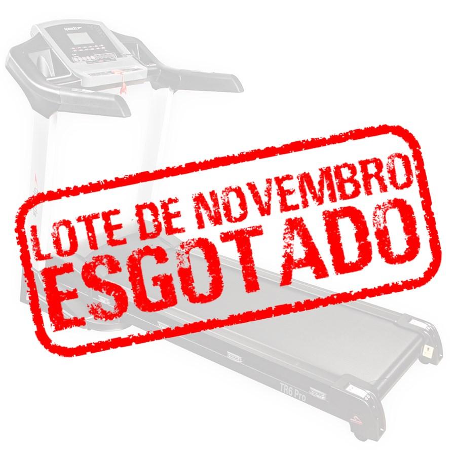 Pré Venda - Esteira Speedo TR6 PRO - Lote Novembro