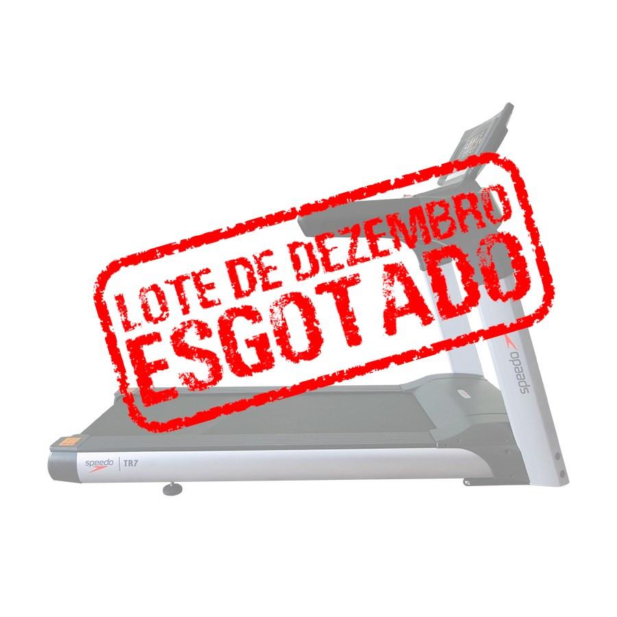 Pré-Venda - Esteira Speedo TR7 - Lote Dezembro
