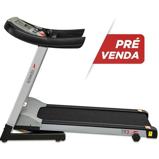 Pré-Venda - Esteira TR3 Speedo 110V/220V - Lote Janeiro