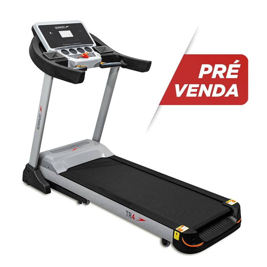 Pré-Venda - Esteira TR4 Speedo 220V - Lote Fevereiro