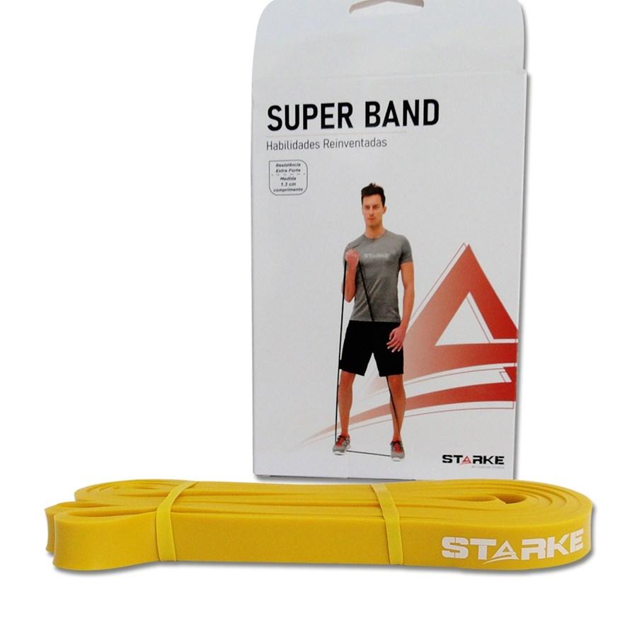 Super Band Faixa Elástica Starke Leve 1.3