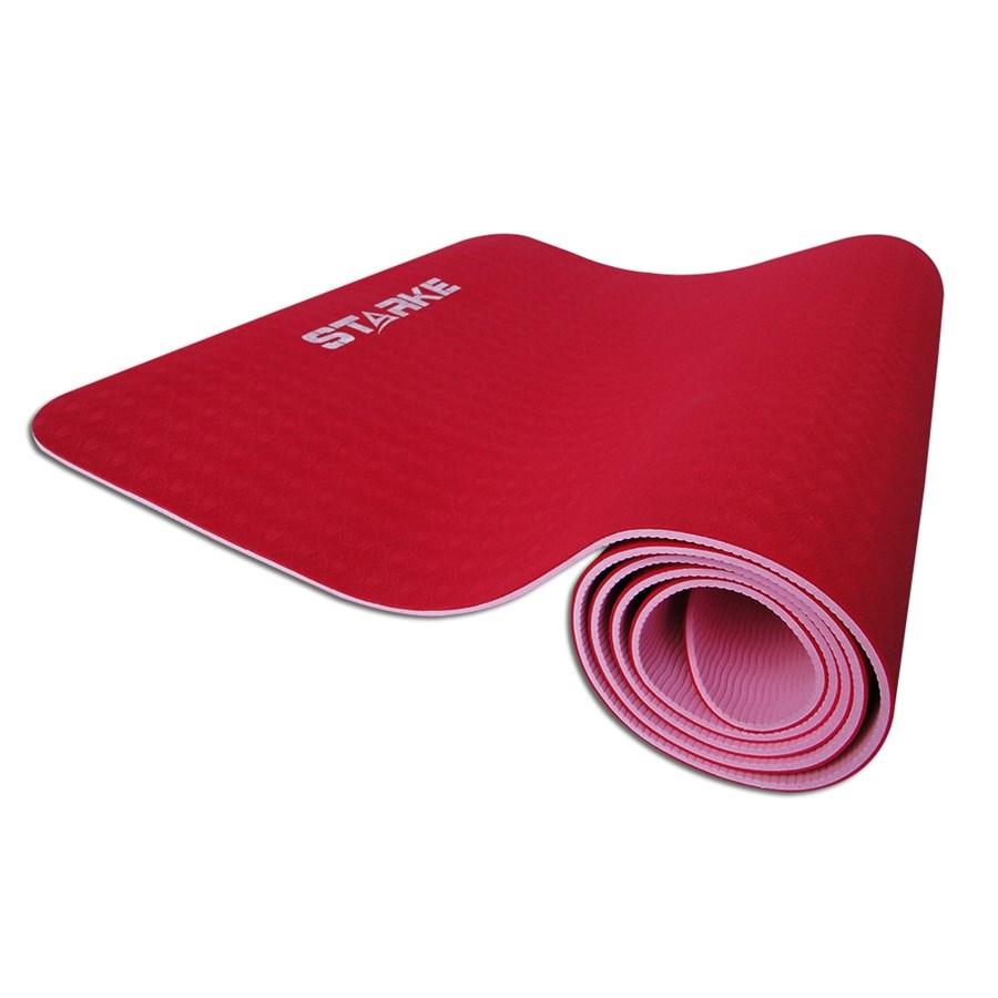 Tapete Yoga Mat Starke Duas Cores Tpe