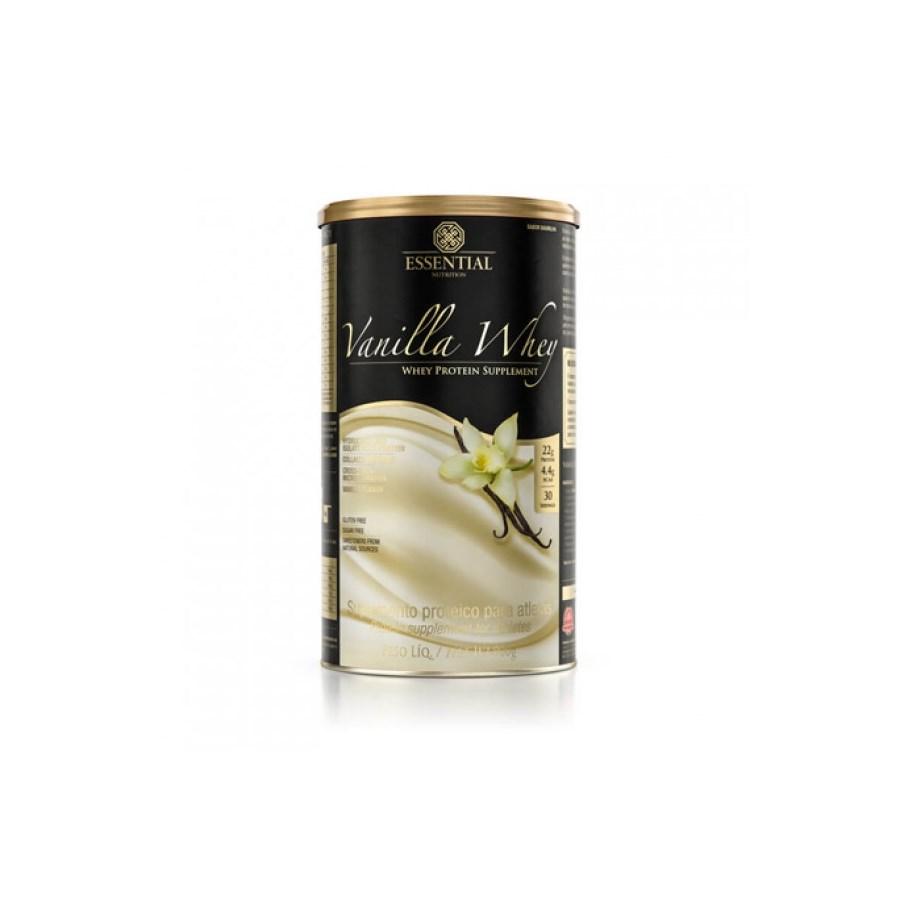 Vanillawhey 900G (Vanilla Whey Lata 900G - Whey Protein Hidrolisado)