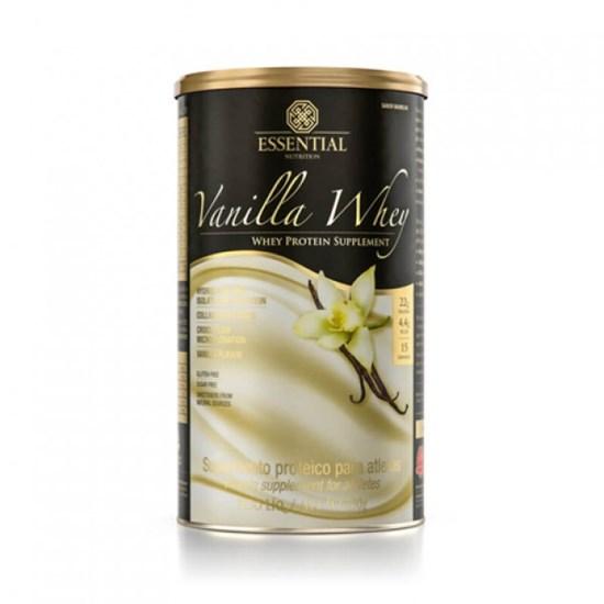 Vanillawhey Essential (Vanilla Whey 450G - Whey Protein Hidrolisado)
