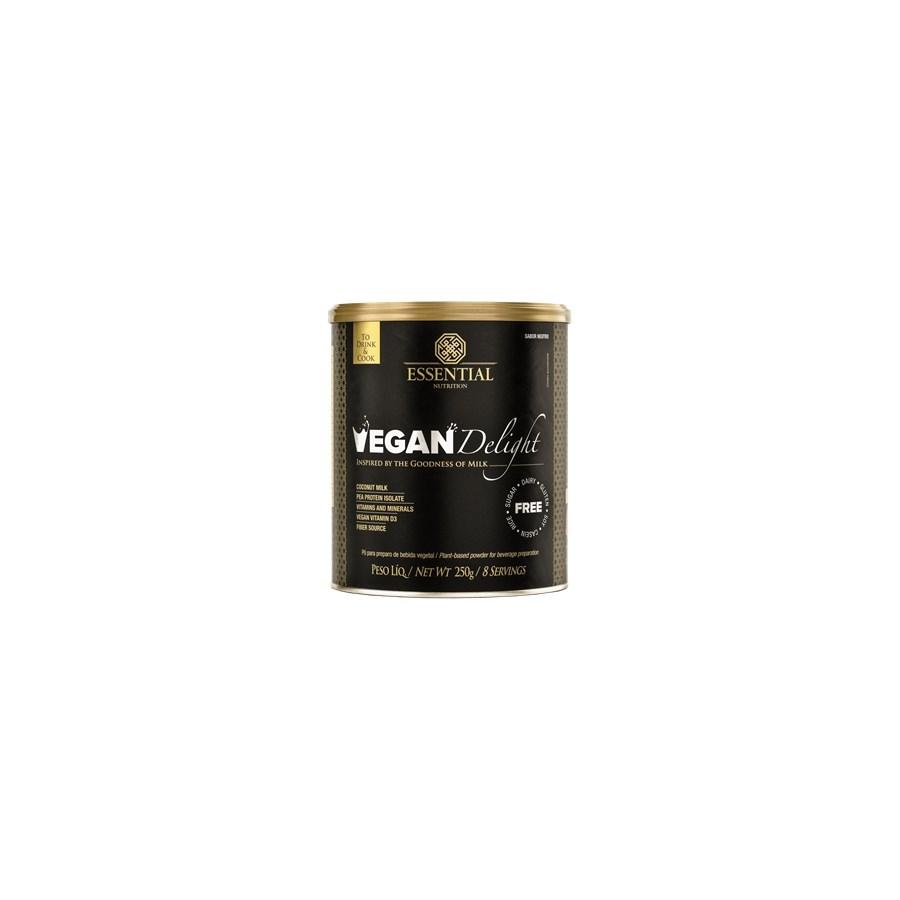 Vegan Delight - 250G (Leite Em Pó Vegetal)