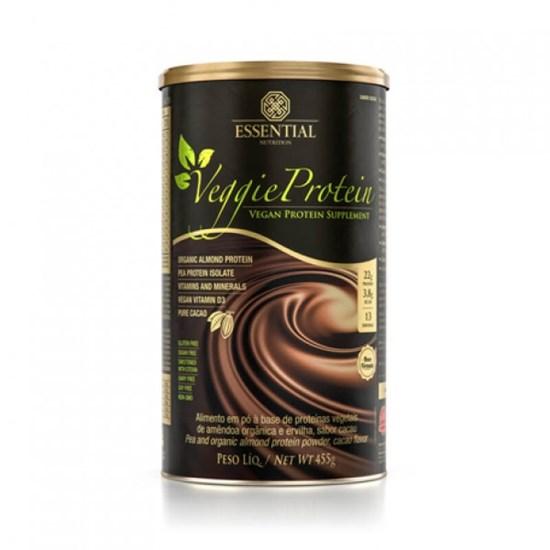 Veggie Protein Cacao (Proteína Da Amêndoa E Proteína Isolada Da Ervilha)