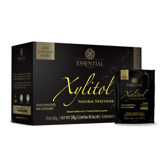 Xylitol Box - 250G (O Sabor Do Açúcar Com Metade Das Calorias)
