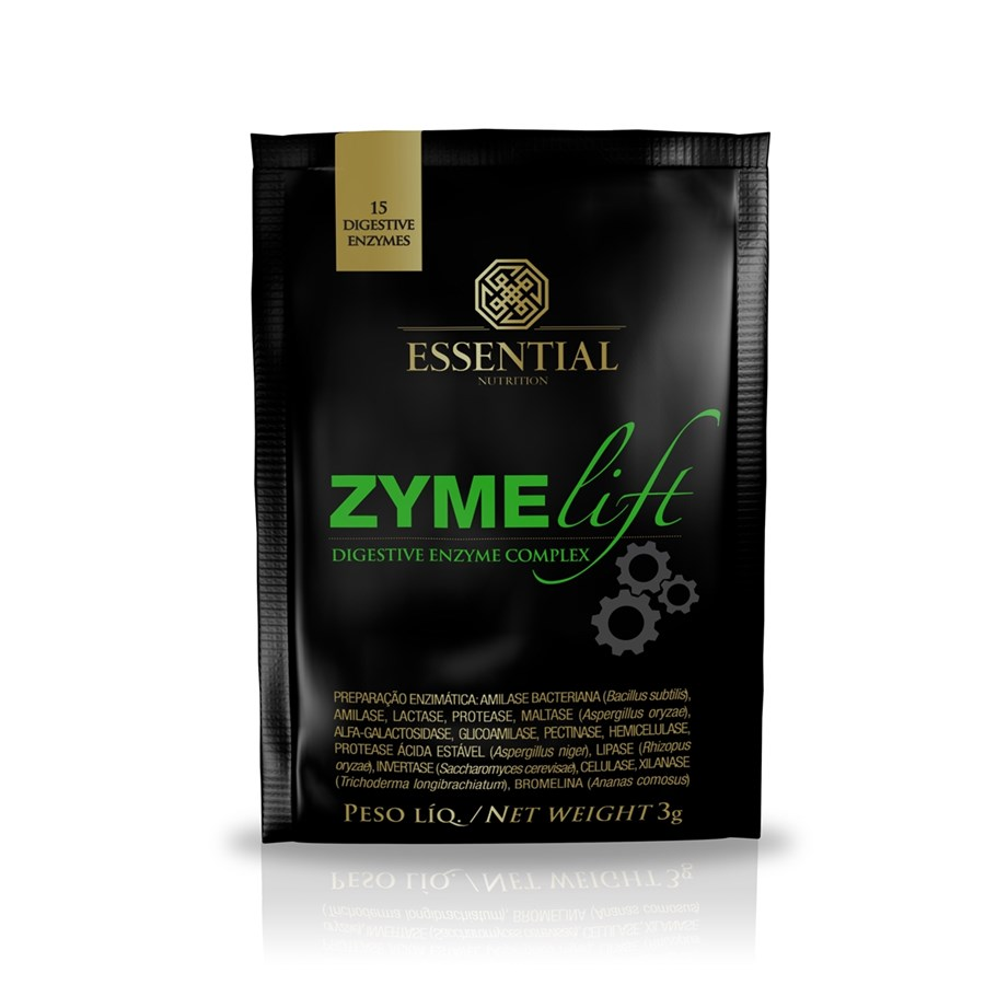 Zymelift - 90G (Complexo De 16 Enzimas Digestivas)